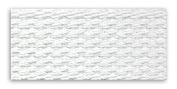 Cotton Webbing 2.5cm - 100% Cotton - 15 Yards - White