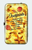 Phone Wristlet (Footprints)