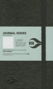 Black W/ Cyan- SM Miro Journal