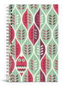 Owls & Leaves- Nature's Friends- MD Canvas Notebook