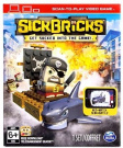 Sick Bricks Captain Blockbeard vs Geatbite Shark Character Pack