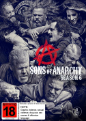 Sons Of Anarchy S6 [DVD_Movies] [Region 4]