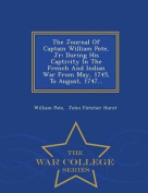 The Journal of Captain William Pote, Jr