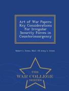 Art of War Papers