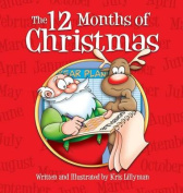 The Twelve Months of Christmas (Hardcover)