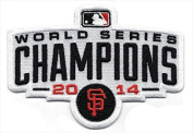 2014 MLB San Francisco Giants World Series Champions Logo Jersey Sleeve Patch