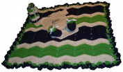 Seahawks Baby Blanket Gift Set