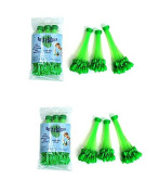 Bunch O Balloons (Pack of 2) 200 Balloons - Super Fast and Easy to fill!