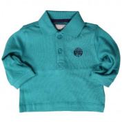 Boboli Baby Boys' PlainPolo Shirt Green Green
