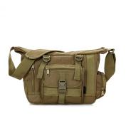 D5column Men's Nylon Shoulder Messenger Bag