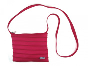 Zip 'N' Roll Handbag Sling Bag With Long Strap - Made From a Single Zip