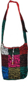 New Womens Cotton Ethnic Tribal Multicolour Messenger Shoulder Crossbody College Bag