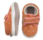Melton Suede Shoe, Skeat Hausschuhe, Baby-Girls' Booties