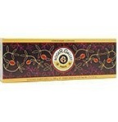 ROGER & GALLET GINGER by Roger & Gallet SOAP - BOX OF THREE AND EACH IS 100ml