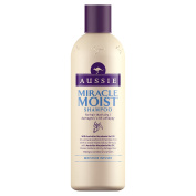 Aussie Miracle Moist Shampoo 300 ml - Pack of 6