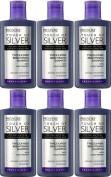SIX PACKS of Touch Of Silver Twice A Week Brightening Shampoo 150ml