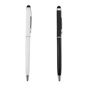 C63® [Twin Pack] Touch Screen Stylus and Writing Biro Pen set.