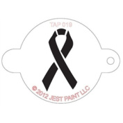 TAP Re-useable Face Paint Stencils - TAP019 Ribbon
