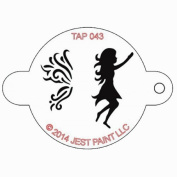 TAP Re-useable Face Paint Stencils - TAP043 Fairy
