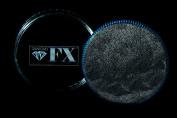 32g Diamond FX Metallic Face Paint - Black