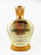 Kardashian Glow Black Bronzer New Tanning Lotion 400ml Free Of Parabens, Hemp, Gluten, Aloe, Silicone And Sulphates