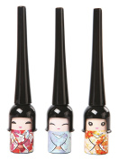 Ama-ZODE Cute Black Waterproof Liquid Eyeliner Pen Makeup Cosmetic