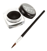 Black Waterproof  Gel Eyeliner