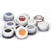 12 Glitter Mineral Eyeshadow Eye Shadow Pigments Powder Makeup Professional