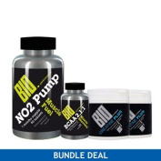 Deluxe Quality Bio-Synergy Muscle Pump Stack with.