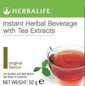 Herbalife Instant Herbal Tea Bevarge Original Flavour With Tea Extracts Thermojectics