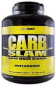 Carb Slam Waxy Maize Starch, Unflavored - 2600g by Primaforce