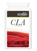 Zestlife CLA Conjugated Linoleic Acid 1000mg - Weight Loss and Supports Muscle Tone.