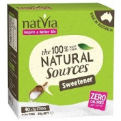 Natvia Sweetener 40sticks