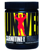 Universal Nutrition Carnitine 500 Mg 60 Caps