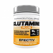 Efectiv Sports Nutrition 400g Glutamine Plus Powder
