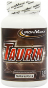 Ironmaxx 1052,5 mg Taurin Capsules - Pack of 130 Capsules