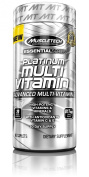 MuscleTech Platinum Multi-Vitamins Capsules - Pack of 90