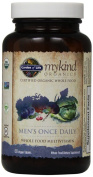 Garden of Life Kind Organics Mens Once Daily Whole Food Multivitamin