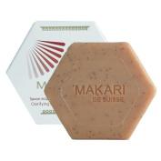 Makari Skin Whitening Lightening Exfoliating Antiseptic Soap 210ml / 200g Bar , for Hyper-pigmentation, uneven skin tone + dark age spots