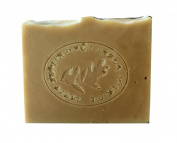 Olive and Pine Honey (Locally sourced Organic ingredients) Natural Traditional Castile Handmade Turkish Village Soap 115g