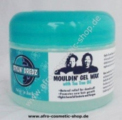 Stylin' Dredz Mouldin' Gel Wax with Tea Tree Oil - Twist n Lock - 500ml