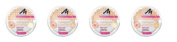 Clearface Antibacterial Compact Powder By Manhattan Cosmetics Colour