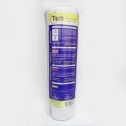 BARBER SALON DISPOSABLE WATERPROOF ELASTIC NECK PAPER ROLLS 5 x 100 STRIPS