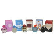 Moschino Miniature Collection Moschino Miniature Collection by Moschino 5 Pc. Gift Set ( Eau De Toi