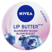 NIVEA Lip Butter Blueberry Blush 16g