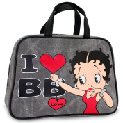 Betty Boop I Love BB Toiletry and Make Up Bag