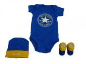 Converse Unisex Baby 3 PC Clothing Set