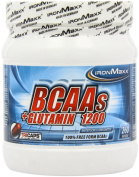 Ironmaxx 1350mg BCAA Plus Glutamin 1200 Capsules - Pack of 260 Capsules