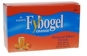 Fybogel Hi Fibre Sachets Orange Flavour 30 by Fybogel