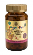 Solgar-Kangavites Multivitamin & Mineral Chewable Tablets-Bouncin Berry Flavour 120